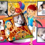 فریم عکس شاد برای عکس کودک
