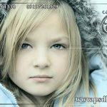 فیگور عکس کودکانه
