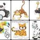 دانلود آبجکت تصاویر با کیفیت حیوانات