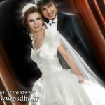 فون عروس و داماد آتلیه ای
