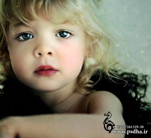 عکس ژست کودک