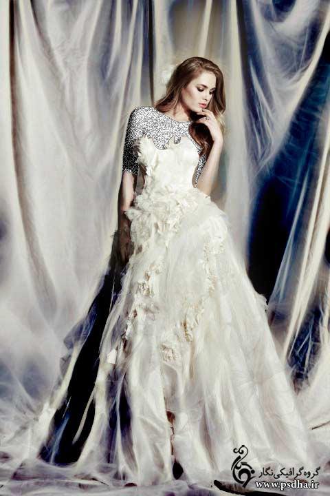 لباس عروسی
