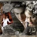 فون عروس و داماد سنتی با فونت نستعلیق 2 [کد 765]