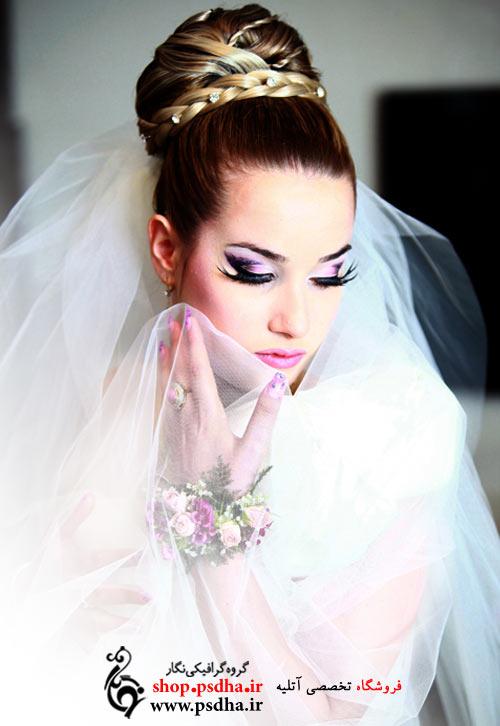 ژست عکس عروسی+رایگان