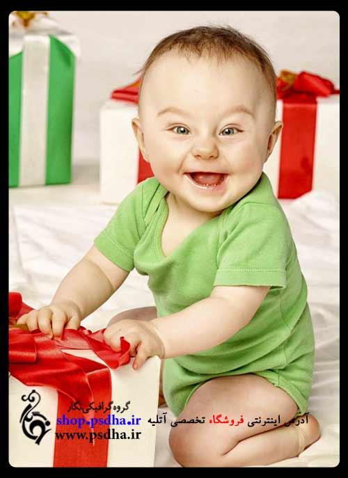 عکس کودک زیبا