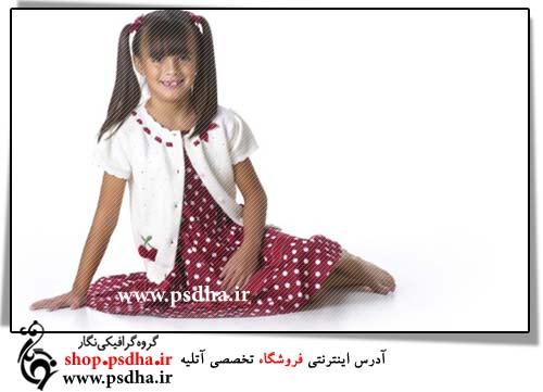 عکاسی از دختر بچه