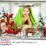 دانلود فون کودک زمستانی بابا نوئل