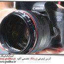 آموزش دوربین دیجیتال Canon EOS 6D
