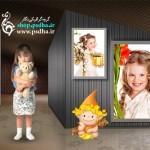 دکور دیجیتال فون کودک 1240