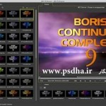 دانلود پلاگین Boris Continuum ادوب CS6.CC