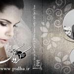 آلبوم ایتالیایی عروس و داماد psd