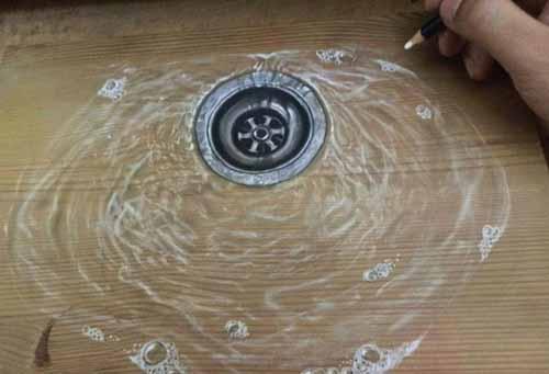 نقاشی واقعی و سه بعدی