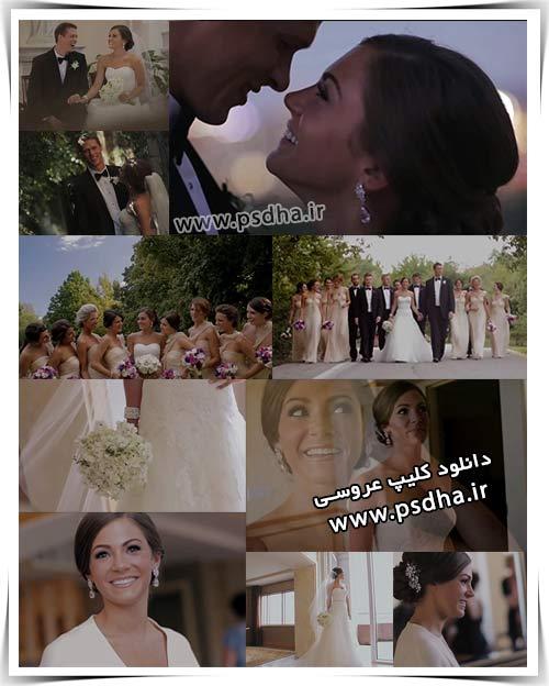 کلیپ و فیلم عروسی