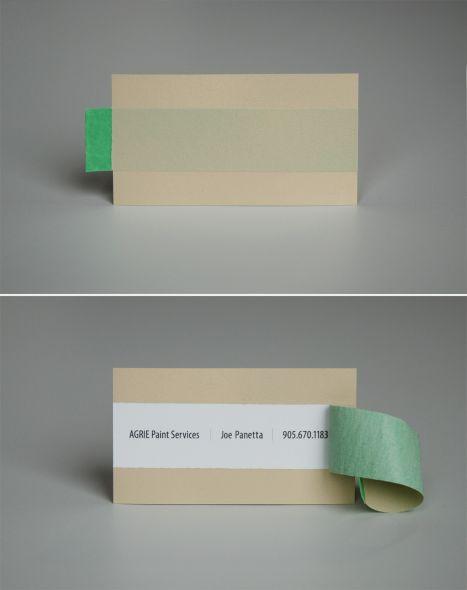 ایده برای طراحی کارت ویزیت