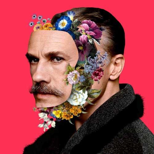 طراحی صورت مرد با فتوشاپ