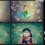 دانلود حباب برای طراحی عکس به شکل حیوانات