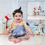 بک گراند عکس نوزاد و دکورهای آتلیه ای کودک
