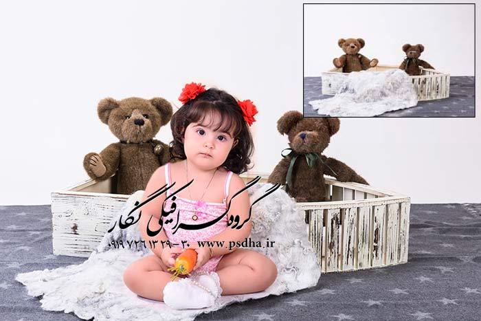 دانلود پس زمینه ی عکس نوزاد و کودک