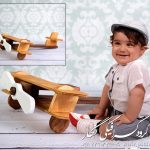 بکگراند آتلیه عکس کودک و نوزاد با کیفیت عالی بصورت دکورهای متنوع