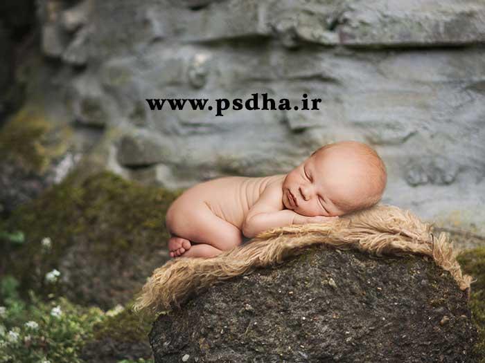 دانلود بک دراپ نوزاد