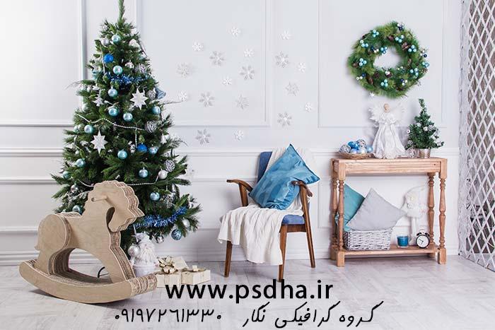 دانلود بک گراند با کیفیت کریسمس و زمستان
