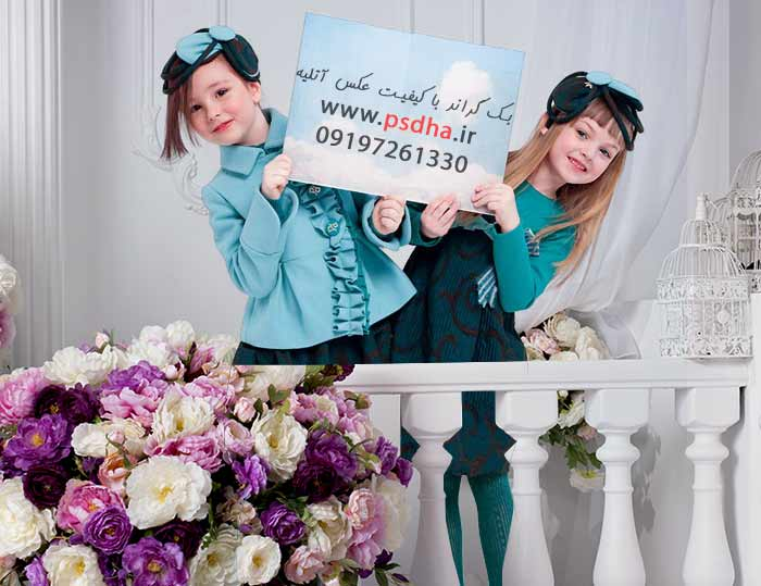 دانلود بک گراند عکاسی از کودک