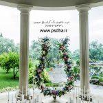 دانلود بک گراند باغ عروس برای طراحی با کیفیت عالی کد3679