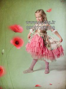دانلود بک گراند کودکانه برای طراحی عکس