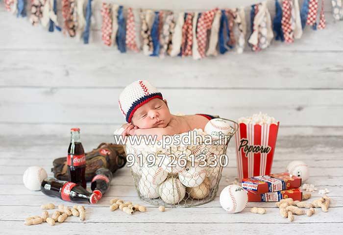دانلود بک دراپ عکس نوزاد و کودک