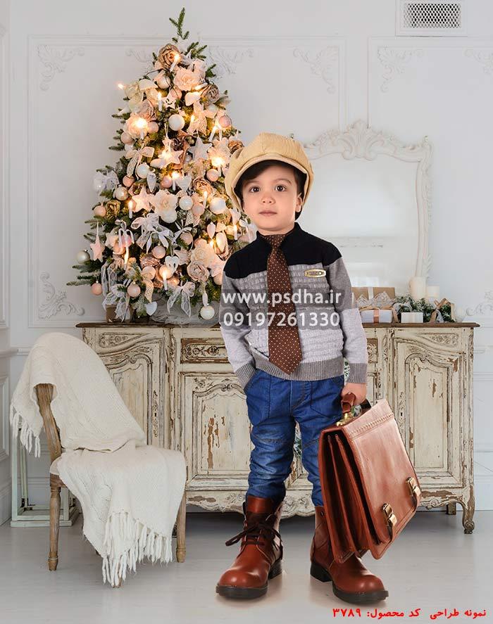 بک گراند کریسمس و زمستان برای طراحی عکس
