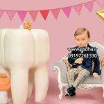دانلود بک گراند دندونی با دکور طبیعی دندان کد 3822