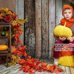 دانلود بک گراند با کیفیت پاییز و هالوین برای طراحی عکس آتلیه کد 3907