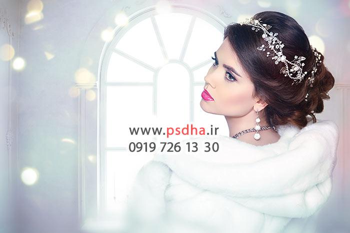 دانلود بک گراند برای فتوشاپ عکس عروس