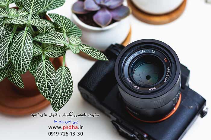 60 عکس با کیفیت از دوربین و تجهیزات عکاسی