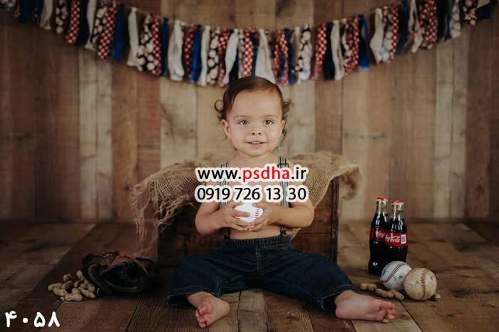 دانلود بک دراپ عکس کودک