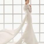 ژست و مدل لباس عروسی