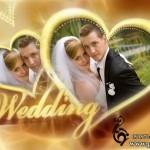 پروژه افترافکت فیلم عروسی