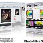 دانلود نرم افزار ویرایش عکس PhotoFiltre Studio X 10.4.0 Portable