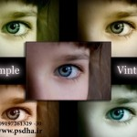 دانلود اکشن فتوشاپ جهت تنظیمات رنگی عکس