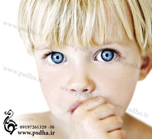 هنر عکاسی از پرتره کودک
