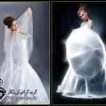 ژست عروس اروپایی جدید