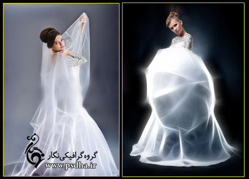 ژست عروس