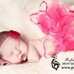 ترفند های عکاسی از نوزاد