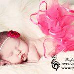 آموزش عکاسی از نوزادان-بخش دوم