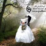فون مونتاژ عروس و داماد