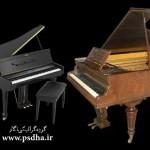 آیکون پیانو پی اس دی
