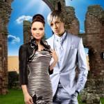 بک گراند برای عکس عروس و داماد 891