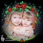 فریم عکس کودک 883