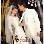 بک گراند عکس عروس و داماد 1082
