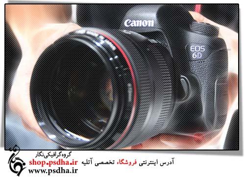 Canon DLC EOS 6D